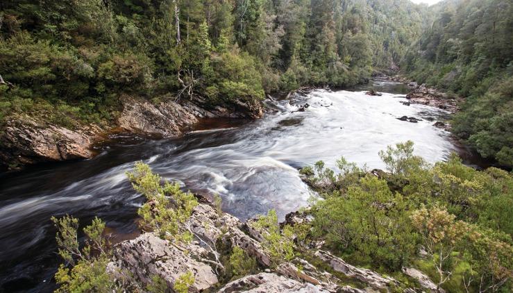 franklin-river-beautiful-accommodation